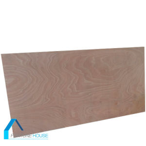 Competitive 4X8 Poplar Core Okume Faced 3.6mm/5.5mm/9mm/18mm Commercial Plywood pictures & photos