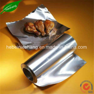 Food Wapping Paper Aluminum Foil Roll Container Foil pictures & photos