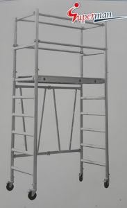 Aluminum Scaffold Tower with CE pictures & photos
