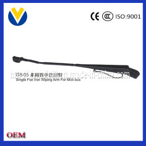 Single Flat Windshield Wiper Arm for MIDI-Bus pictures & photos