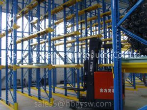 Drive Through Pallet Racks with ISO9001 pictures & photos