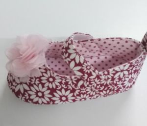 Flowers Baby Casual Shoes Ws17554 pictures & photos