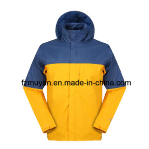 Male Models Outdoor Waterproof Breathable Jackets pictures & photos