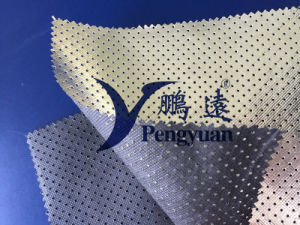 Non-Woven Fabric Laminated with Aluminum for Insulation pictures & photos