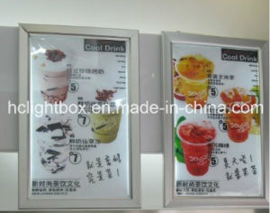 Menu Board LED Light Box pictures & photos