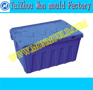 Home Use Plastic Clothes Collapsible Crate Mould pictures & photos
