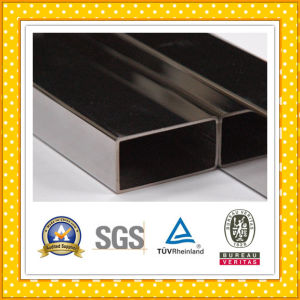 Ss400 Carbon Steel Rectangular Pipe pictures & photos