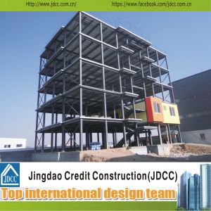 Design Low Cost Multistory Building pictures & photos