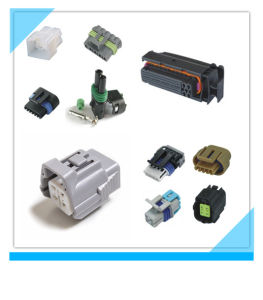 China Waterproof Auto Wiring Connector Manufacturer pictures & photos