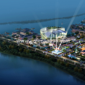 Hot Spring Resort Conceptual Design pictures & photos