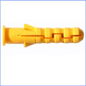 free sample plastic expansion plug wall anchor