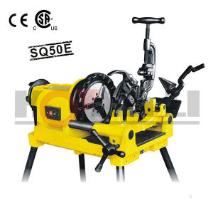 "2"" Pipe Threading Machine /Pipe Threader /Electric Threader (SQ50E) pictures & photos"