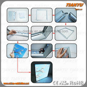 Edgelit LED Tension Textile Frame pictures & photos