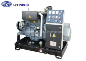 Air Cooled Diesel Power Generator with Beinei Deutz Engine for Home Use pictures & photos
