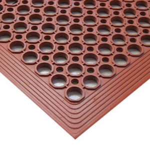 Anti-Slip SBR Rubber Matting, Anti-Fatigue Indoor Rubber Flooring Mat pictures & photos