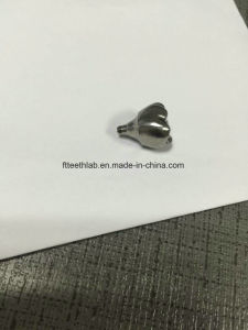 CAD/Cam Milled Implant Crown by Willemin Machine pictures & photos