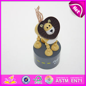 Hot New Product for 2015 Kids Toy Wooden Toy, Mini Animal Toy Children Toy Wooden Toy, Funny Baby Toy Wooden Toy W06D044 pictures & photos