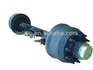 Semi Trailer Axle Rear Axle pictures & photos