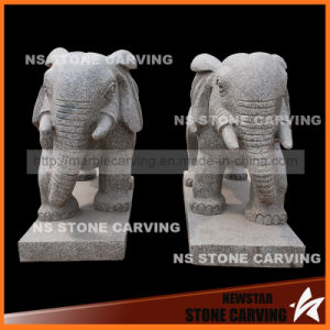 Natural Granite Animals Elephones pictures & photos