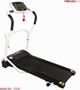 China Cheap And Small Running Machine Home Electric Treadmill - Small treadmill for home