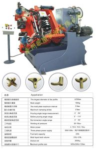 Brass Gravity Die Casting Machine for Casting (JD-AB500) pictures & photos