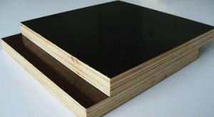 Premium 21mm Phenolic Glue Black Film Faced Marine Plywood pictures & photos
