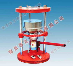 Hydraulic Soil Sample Extruder (TKA-TTQ-5)