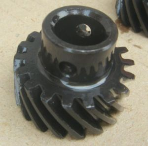 Auto Part Helical Gear From China pictures & photos