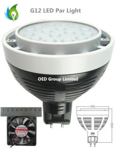 25W G12 LED Lamp with Osram LED and Cooling Fun pictures & photos