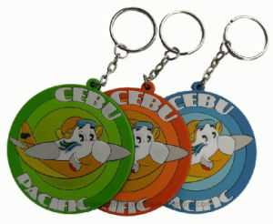 Custom Design Soft PVC Keychain as Giveaway Gift pictures & photos