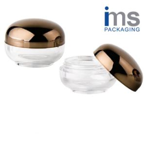 9ml Round Plastic Cosmetic Pot pictures & photos