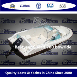 2015 Bestyear Speed700 Bowride Boat Fishing Boat pictures & photos