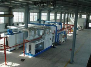 Environmental Protection Coating Line with CE