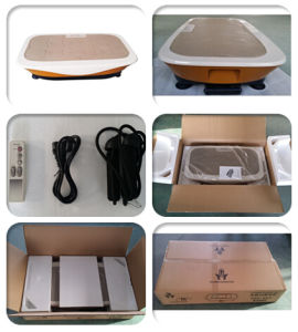 CE Standard Vibration Machine Fit Massage LED Display CE/Fitness Exercise Vibration Plate pictures & photos