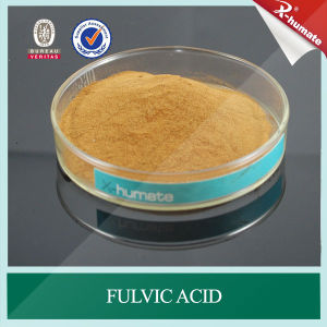 Soluble Organic Fertilizer Fulvic Acid with Free Samples pictures & photos