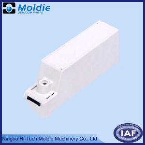 White Color PVC Material Plastic Injection Molding pictures & photos