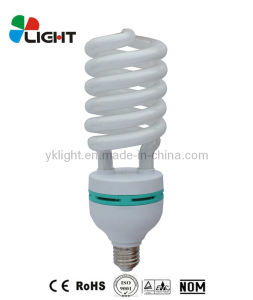 Half Spiral 55W T5 Energy Saving Lamp with CE RoHS
