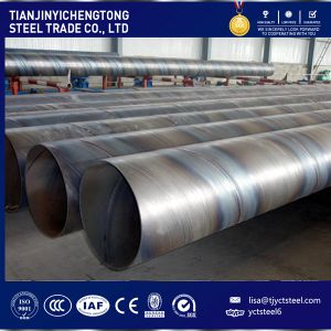 ERW Lasw ERW Steel Pipe / Tube A106 Gr. B Od1220mm pictures & photos