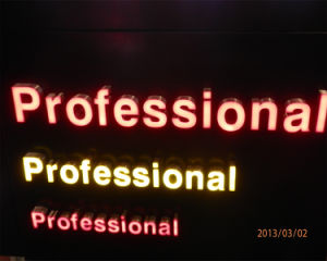 Frontlit LED Letter Signage and Acrylic Sign pictures & photos