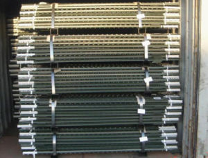 American 6.5FT 1.33lb Studded Steel T Fence Posts pictures & photos