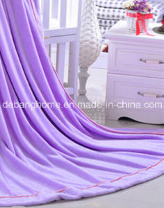 China New Flannel Blanket Manufacturer Best Selling Blanket pictures & photos