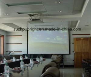 4: 3/1: 1/16: 9/16: 10 Projector Screen/Manual Screen Projector pictures & photos