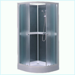 Square Glass Enclosed Shower Cabin (GT0610) pictures & photos