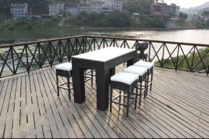 Rattan Bar Furniture (504) , Garden Bar Sets