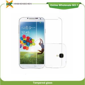 Explosion-Proof Mobile Phone Accessories Screen Protector for Samsung Galaxy S4 pictures & photos