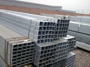 Best Quality Galvanized Square Hollow Section Pipe pictures & photos