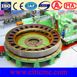 Oxidized Pellet Rotary Kiln Parts Girth Gear for Citic IC pictures & photos