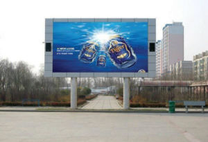 Cx Outdoor LED Advertising Screen Price P8 LED Display pictures & photos