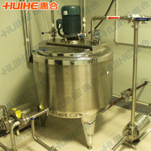 1000L Stainless Steel High Shear Dispersing Emulsifier for Sale pictures & photos
