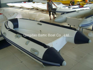 Fiber Fishing Fiber Glass Rib Boat 300 Ce pictures & photos
